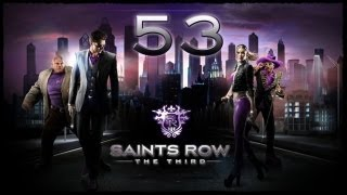 Let's Play Saints Row The Third [2.Finale/Blind/Full HD] #53 - Der Daedalus