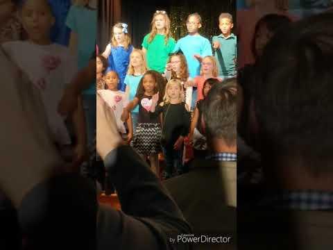 Cavalcade Performance Ending Waller Mill Elementary School 2018