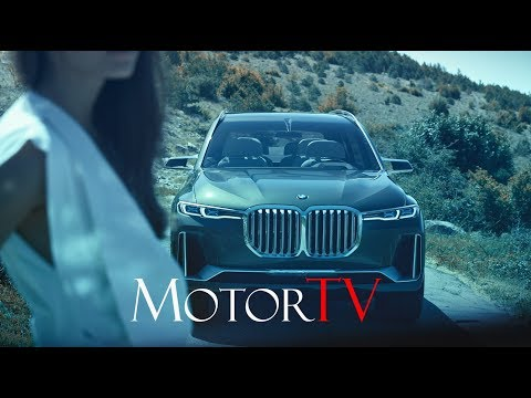 ALL NEW 2017 BMW CONCEPT X7 iPERFORMANCE l EXTERIOR l INTERIOR l DESIGN EXPLAINED (GER/ENG)