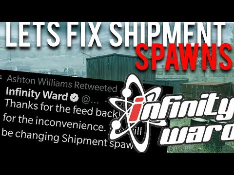 Easily FIX Shipment Spawns!! ( MUST SHARE )