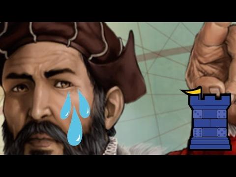 Apology - Vasco da Gama - with Tom Vasel and family