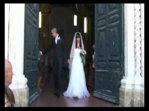 Alessia e Maki sposi