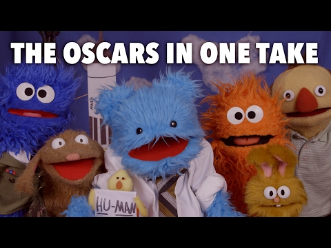 The Bayr Show EP8 - Oscars Academy Award Best Picture Nominations In One Take!