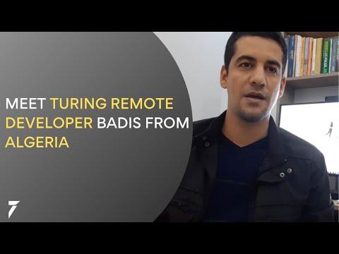 Turing Software Jobs: Badis, Algeria