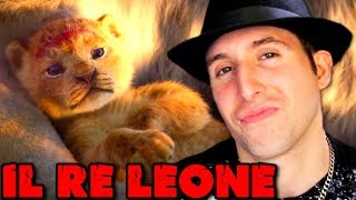 IL RE LEONE IL FILM - PARODIA REACTION