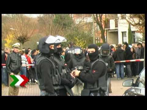 Täter stürmten Schule in Bergkamen mit Schusswaffen