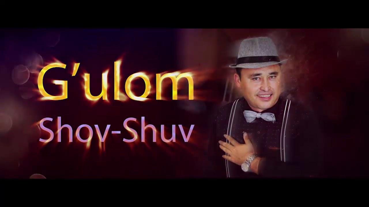 G'ulom SHOV-SHUV - Yangicha kulgu (treyler) | Гулом ШОВ-ШУВ - Янгича кулга (трейлер)