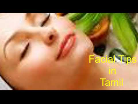 Beauty Tips For Shinning Facial In Tamil