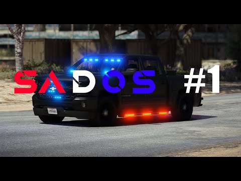 SADOS #1 | Air Support! | (Police)