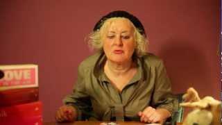 Pani Barbara - Życzenia od Baśki - Wigilia 2012