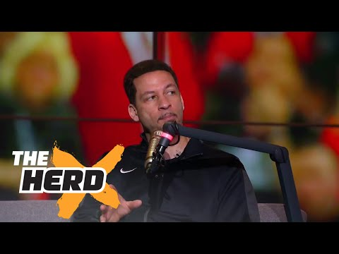 Chris Broussard on CP3 to Houston, where Paul George and Gordon Hayward are headed | THE HERD