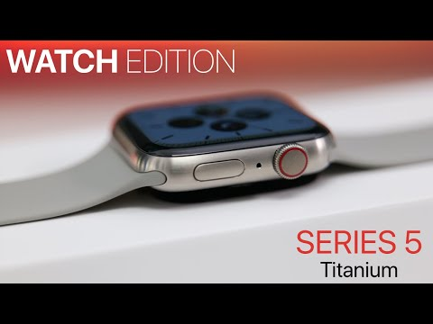 apple-watch-series-5-edition-titanium---unboxing-and-first-look
