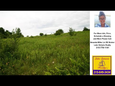 0 Old State Road, Denmark, NY Presented by Amanda Miller Lic RE Broker.