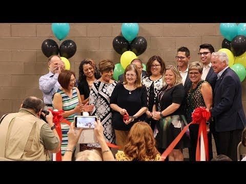 Saguaro Elementary School & Casa Grande Middle School Grand Opening