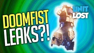 Overwatch - Doomfist Abilities LEAKED?! Launching on Overwatch's 1st Birthday?! (Speculation)