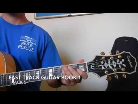 Fast Track Guitar Book 1 - Track 5
