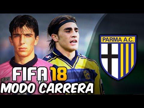 ¡COMIENZA LA HISTORIA! PRIMER FICHAJE!  | FIFA 18 Modo Carrera Parma A.C. #1