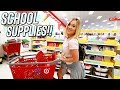 Download SCHOOL SUPPLIES SHOPPING ALREADY?