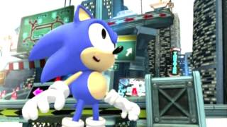 Let's Play Sonic Generations Part 6:Ah The Memories