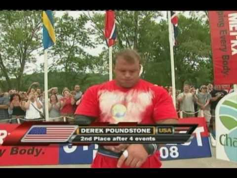 WSM Mariusz Pudzianowski vs Derek Poundstone - YouTubeDerek Poundstone Bench