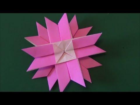 クリスマス 折り紙 折り紙コスモス作り方 : iina117.xyz