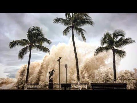 After Hurricane Willa 10/23/2018 Puerto Vallarta