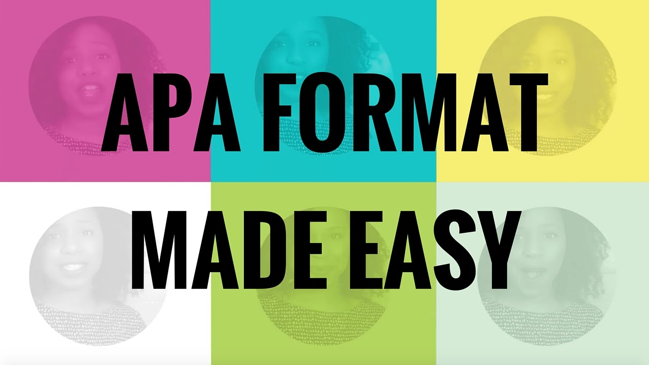 how to cite in apa format youtube