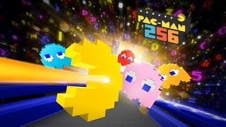 PAC-MAN 256: Endless Maze - Android Gameplay HD