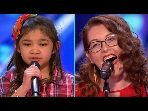 'America's Got Talent': Two Inspiring Singers Steal the Show as One Scores the Golden Buzzer!