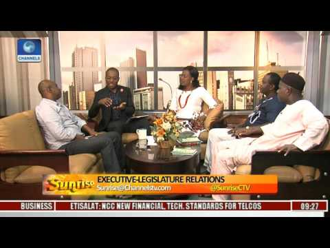 Legal Practitioners Weigh In On Relations Between Executive & Legislature Pt 2