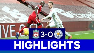 Disappointing Defeat For The Foxes | Liverpool 3 Leicester City 0 | 2020/21