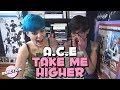 A.C.E 에이스 - TAKE ME HIGHER ★ MV REACTION