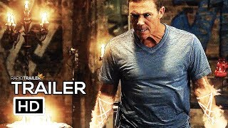 THE DEMONOLOGIST Official Trailer (2019) Horror Movie HD