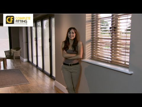 How to measure for Blinds -- Wood & Aluminium Venetian, Roller, Vertical