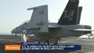 Airstrike Technology: How Laser Guidance Works