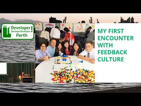 How feedback helped me get over myself - Jasmine Quek - DDD Perth 2017