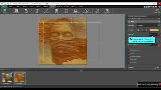 كيفية إنشاء ألبوم باستخدام PhotoPad (ألبوم ، هـ P, L p ، Mixtape) الجزء 1