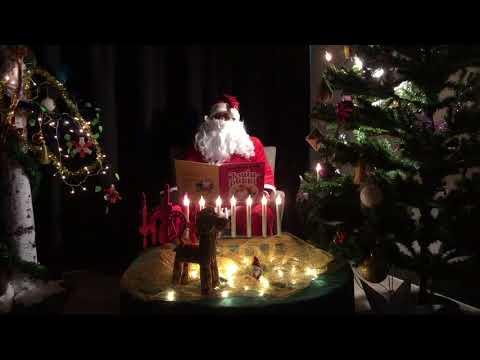 Празднование Рождества в Финляндии – Санта-Клаус говорит по-русски