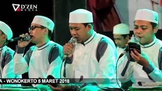 Hayyul Hadi - Babbul Musthofa Live Ansor Kab Pekalongan