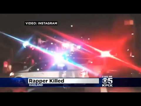 Bay Area Rapper The Jacka Killed In Oakland Shooting  CBS San Francisco