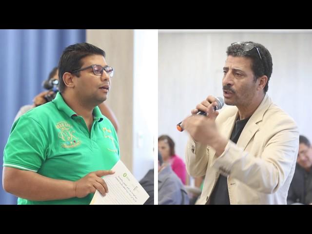 مركز الكواكبي للتحولات الديمقراطية - فيديو- ندوة حول