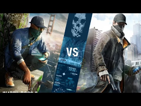 Aiden PEARCE vs Marcus HOLLOWAY - Watch dogs Trailer