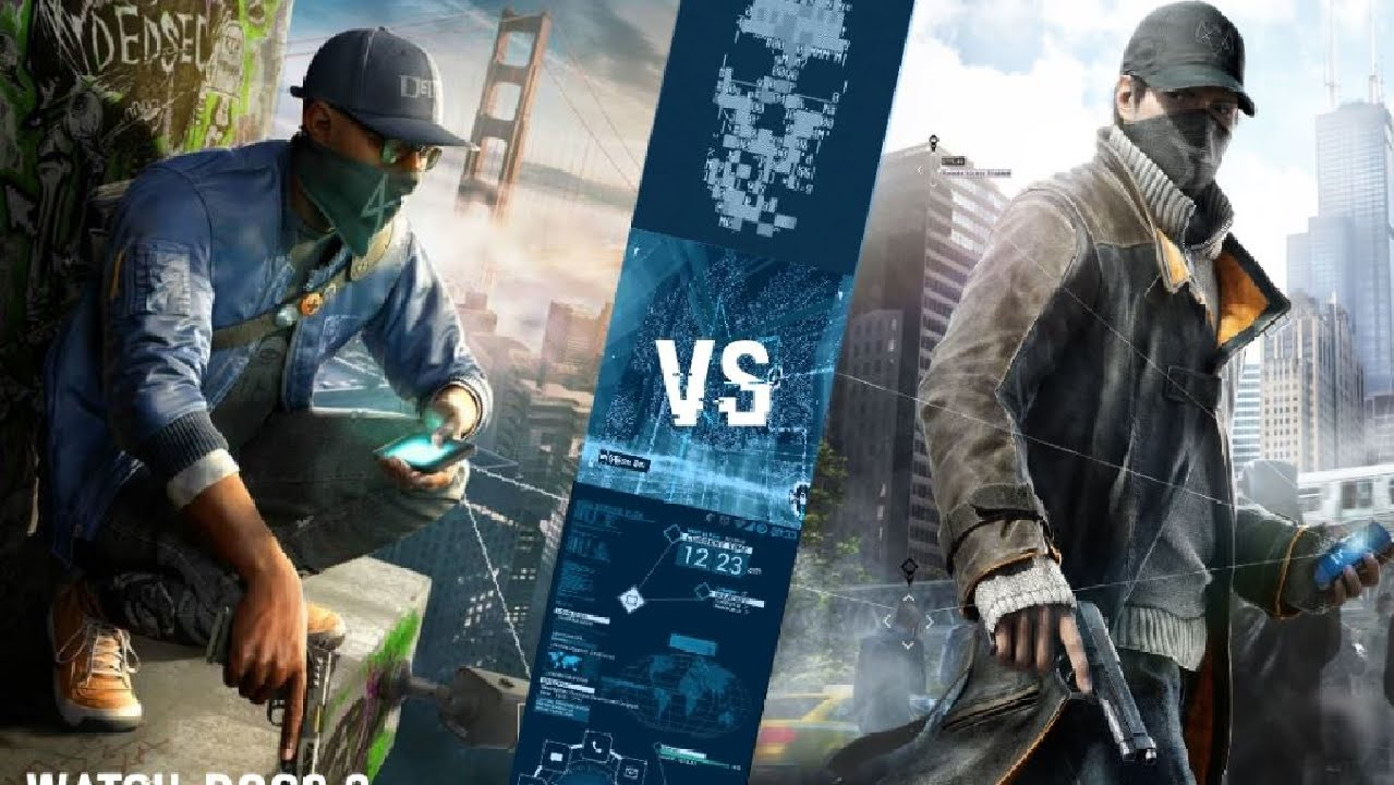 Watch dogs 2 marcus trailer song