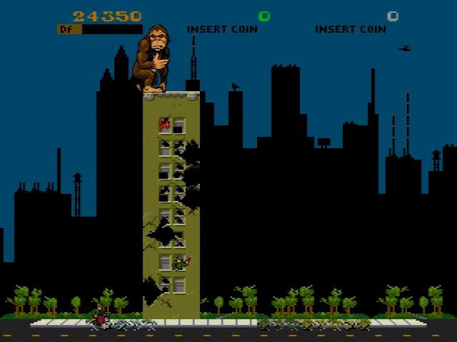 Jouez à Rampage sur Borne d'Arcade avec nos Bartops et Consoles Retrogaming