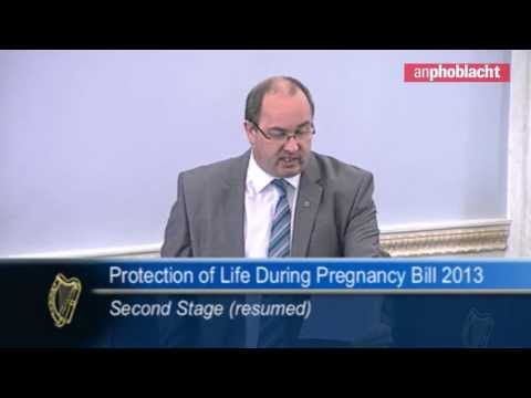 Senator Trevor Ó Clochartaigh - Protection of Life during Pregnancy Bill