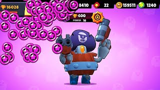 POWER PLAY REWARD! End of season in BrawlStars