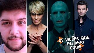 Video OS MEUS VILÕES LITERÁRIOS FAVORITOS download MP3, 3GP, MP4, WEBM, AVI, FLV November 2017