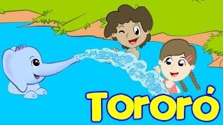 Fui no Tororó - Elefantinho Bonitinho - Música para crianças