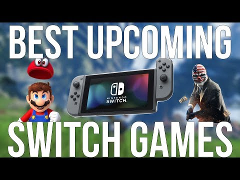 15 BEST Upcoming Nintendo Switch Games | RGT 85