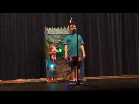 Octopus' Garden by Connor @ Sunset Heights Elementary School Talent Show 2018